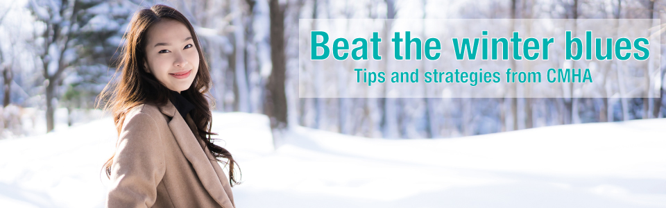CMHA Oxford offers tips to help with the winter blues